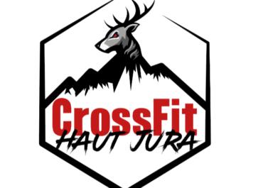 logo crossfit haut jura fond blanc
