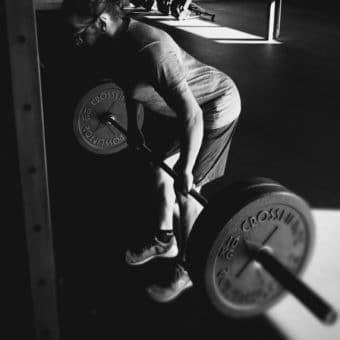 haltère fitness